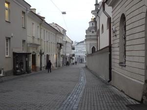 ヴィリニュス旧市街 (2)