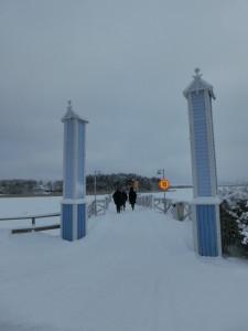 ムーミンワールドへの桟橋 (2)