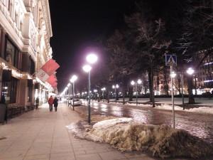 15、ヘルシンキ街並み