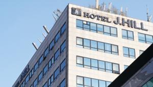 J HILLホテル