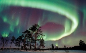 northern-lights-at-luosto