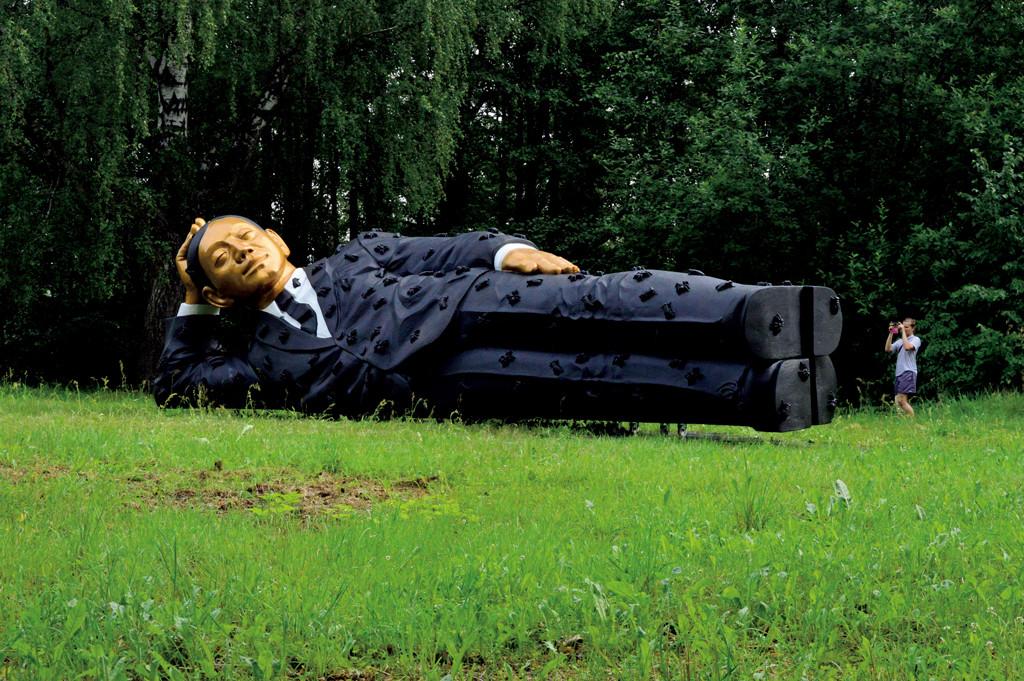 さいたまトリエンナーレにラトビア人アーティストの作品