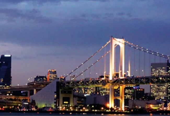 東京湾上でサマーパーティー
